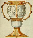 Description des piéces de la planche III de Félibien   ChaliceSD