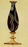 Description des piéces de la planche III de Félibien   Vase1