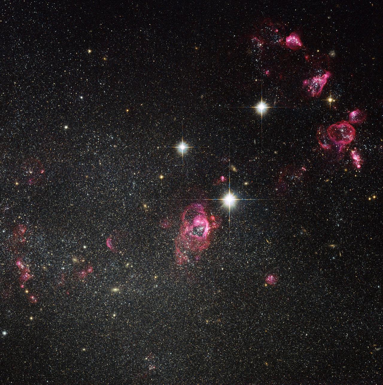 Stelle Galassie Nebulose Buchi neri - Pagina 9 Heic1114a