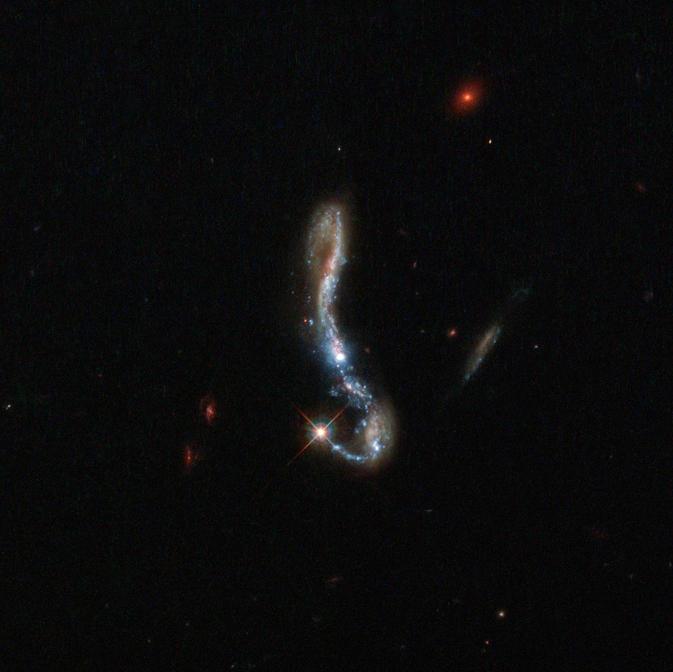 Stelle Galassie Nebulose Buchi neri - Pagina 9 Starburst
