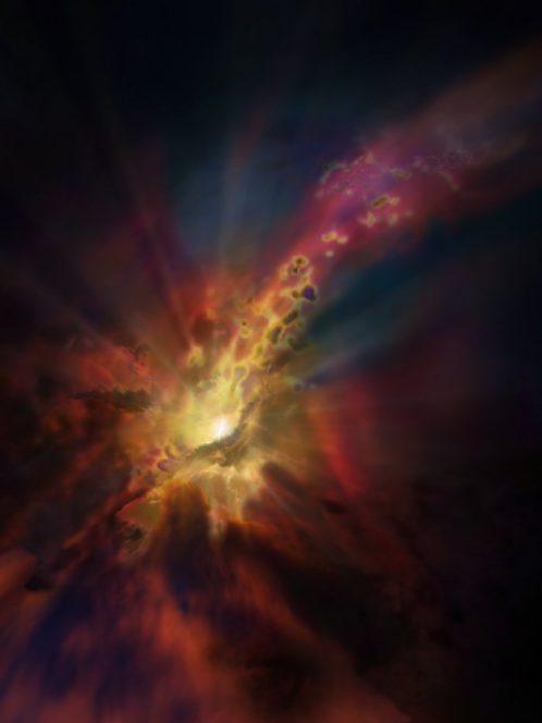 Stelle Galassie Nebulose Buchi neri - Pagina 5 Eso1618a-498x664