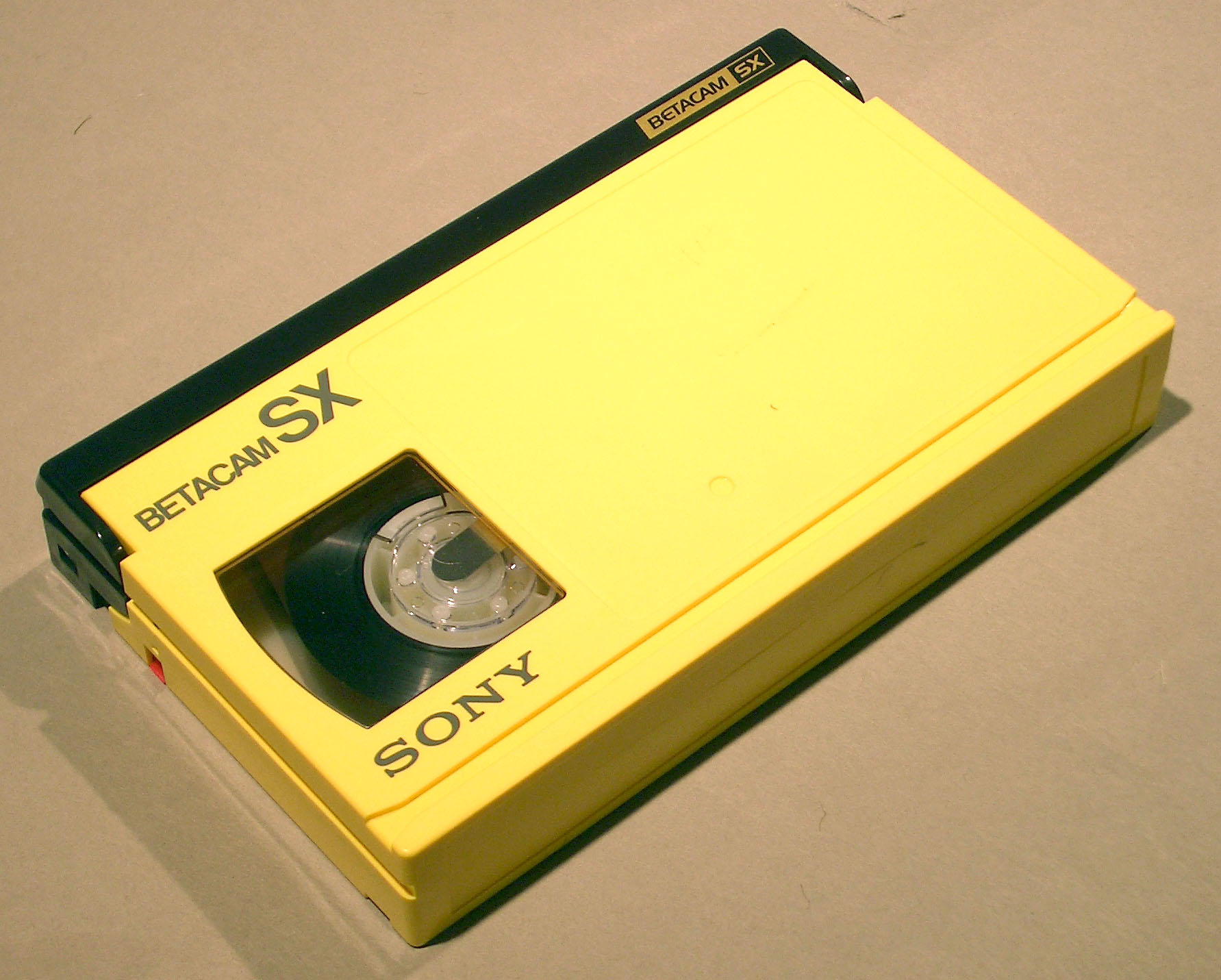 VHS vs All Beta-SX