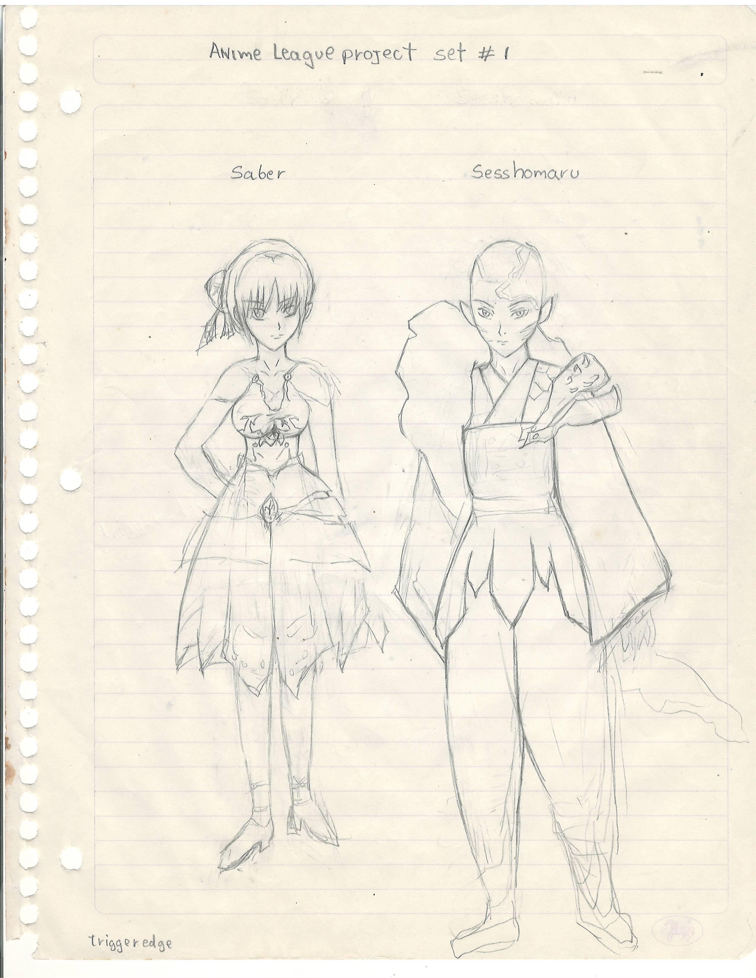 Arte conceptual - AnimeLeagueProject 5pk3kbjb8b3ozgczg
