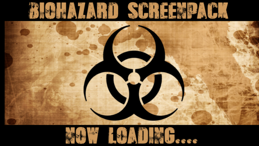 Biohazard screenpack 1.1 WIP 40c7igs6j2fc3784g