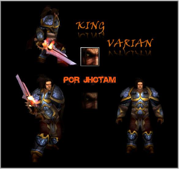 king Varian Wrynn_Por JhOtAm Mgkd9oexrp8tdkpfg