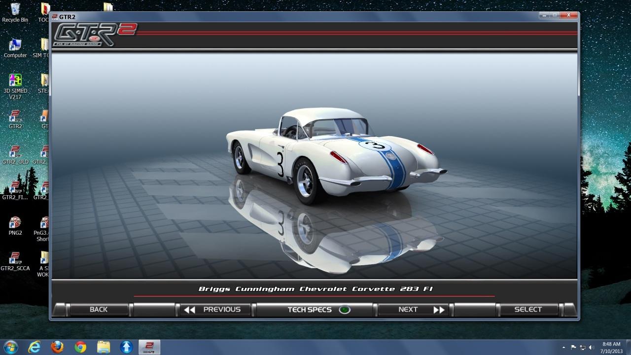 1960 Lemans Corvette 5262t7338ay309d7g