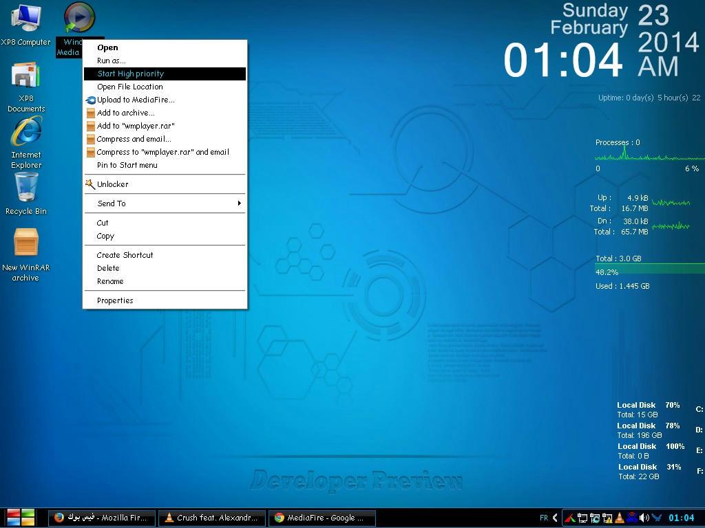 نسخة خطيرة Windows XP8 V0p2mf7j65qlgnzfg