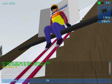 Deluxe ski jump 3 Thumbnail1