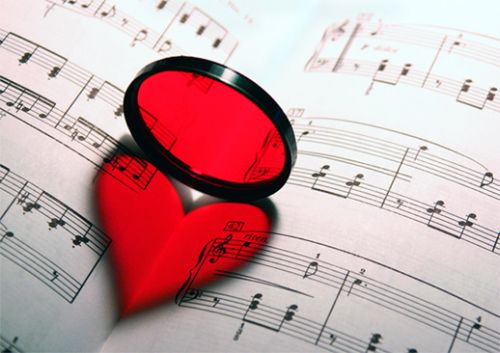 LE CANZONI PER SAN VALENTINO Musica-amore