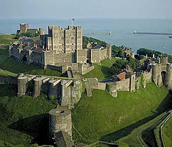 Dvorci koje verovatno nikada nećete posedovati Dover_castle