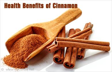 10 Amazing Health Benefits of Cinnamon Health-benefits-of-cinnamon