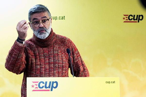 CUP|RDP DE CARLES RIERA Carles-riera