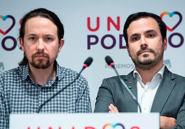 Ganadores y perdedores del 2 de diciembre Iglesias-garzon