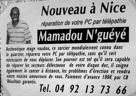 [SUPPORT] Indiana Jones The Pinball Adventure [WILLIAMS] - Page 5 Mamadou-ngueye