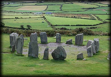 Top Ten Ancient Megalithic Stone Circles that Remain Shrouded in Mystery Drombeg%20002s