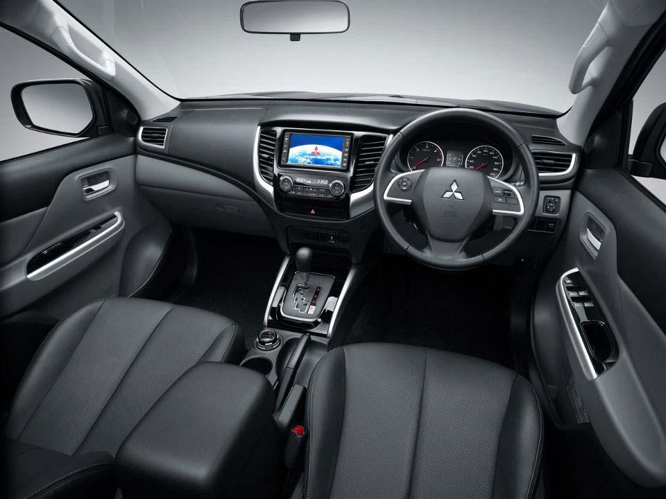 LA NUEVA L200 YA ESTÁ EN ARGENTINA Mitsubishi-L200-Nueva-interior