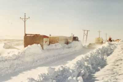 Snow Chaos: Heavy snowfall wreaks havoc across Europe Snowstorm2