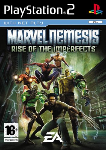 PS2 - Marvel Nemesis: Rise of the Imperfects Marvel_Nemesis_Ps2