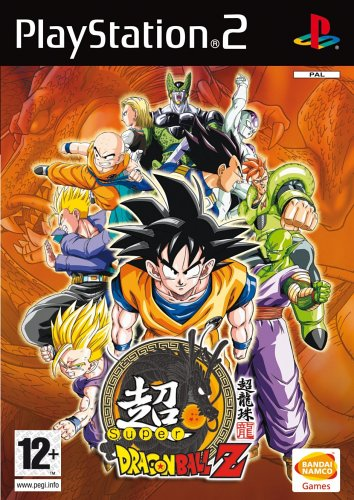 PS2-Super Dragon Ball Z Super_Dragon_Ball_Z_Ps2