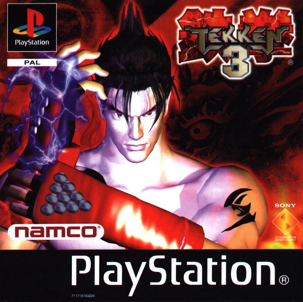 Tekken 3+emulator Tekken3-f