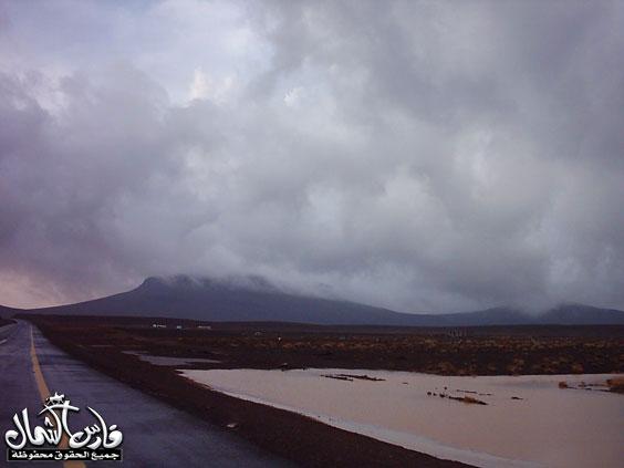 صور للأمطار والسيول على منطقة تبـــوك ... السبت 7 /12 / 1426 هـ  Mk9543_rt10