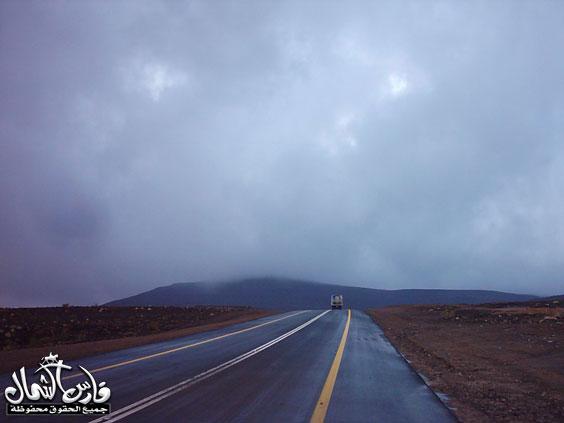 صور للأمطار والسيول على منطقة تبـــوك ... السبت 7 /12 / 1426 هـ  Mk9543_rt14