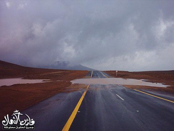 صور للأمطار والسيول على منطقة تبـــوك ... السبت 7 /12 / 1426 هـ  Mk9543_rt8
