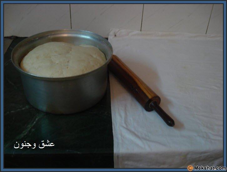 طريقه عمل الخبز بالصور روعه Mk40119_10
