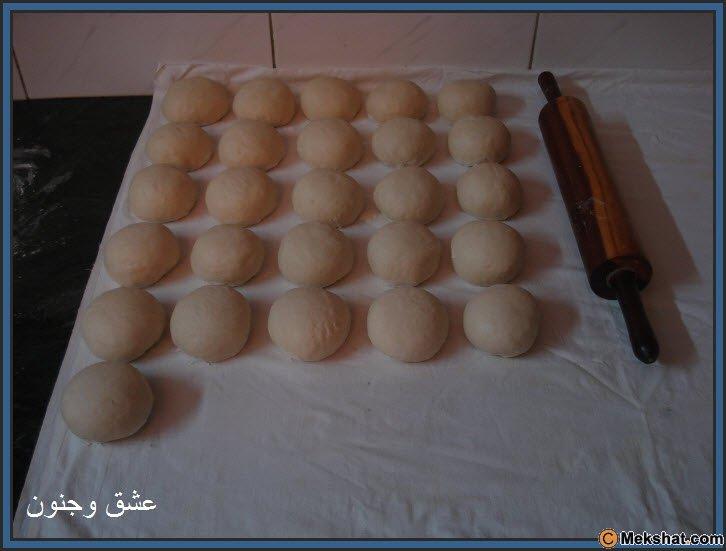 طريقه عمل الخبز بالصور روعه Mk40119_11
