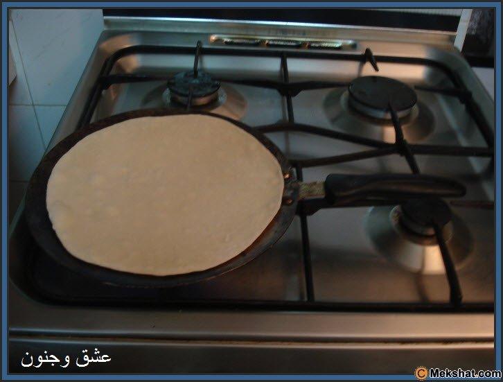 طريقه عمل الخبز بالصور روعه Mk40119_15