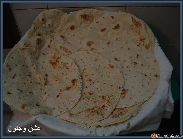 طريقه عمل الخبز بالصور روعه Mk40119_20