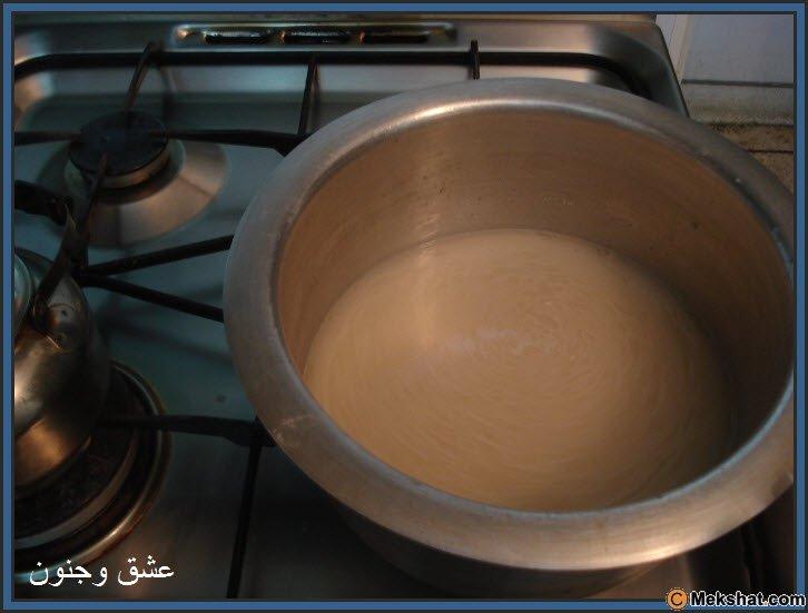 طريقه عمل الخبز بالصور روعه Mk40119_6