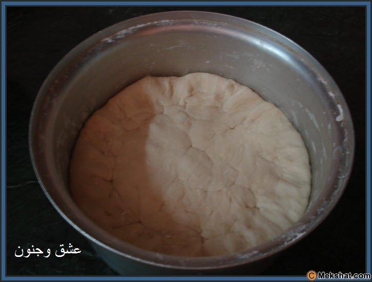 طريقه عمل الخبز بالصور روعه Mk40119_8