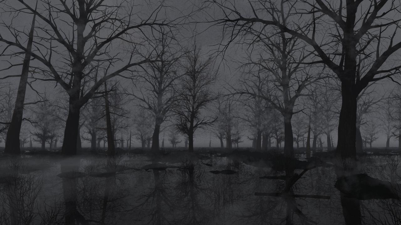 A Umbra Negra Dark%20swamp
