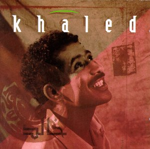 Discos de música africana Khaled