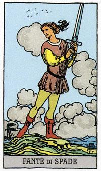 Таро Райдера-Уэйта (Rider-Waite tarot) - Страница 2 11mw