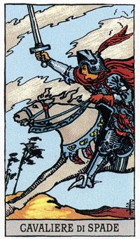 Таро Райдера-Уэйта (Rider-Waite tarot) - Страница 2 12mw