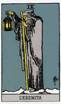 Таро Райдера-Уэйта (Rider-Waite tarot) 9aw