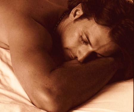 Pusti me da  spavam... Sleep