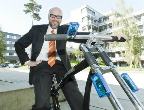 Беспроводные тормоза для велосипеда - иногда неудачными будут три из пяти торможений Tpn