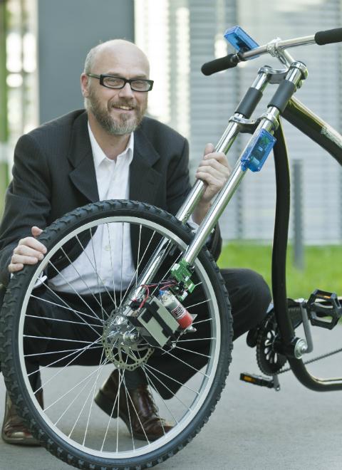 Беспроводные тормоза для велосипеда - иногда неудачными будут три из пяти торможений Tpo