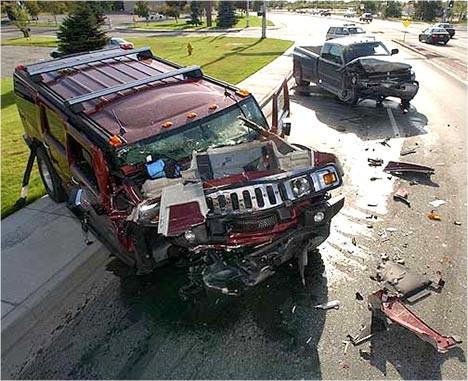 probleme citroen C8 Hummer_crash