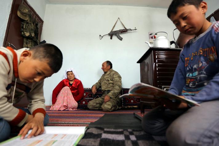 TURQUIE : Economie, politique, diplomatie... Kirgiz1