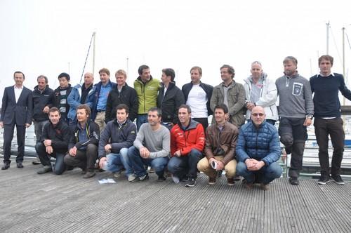La TERRE PLATE démystifiée par le Vendée Globe Skippers(copier)