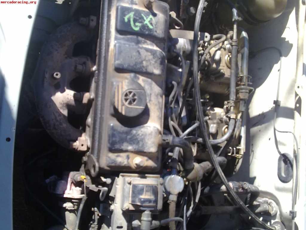 Talbot Sunbeam Lotus  Vendo-carburacion-weber-40-dcoe-con-colector-y-junta-de-goma-de-205-rallye