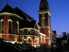 Fotografije vjerskih objekata Crkva_sv_ante_night