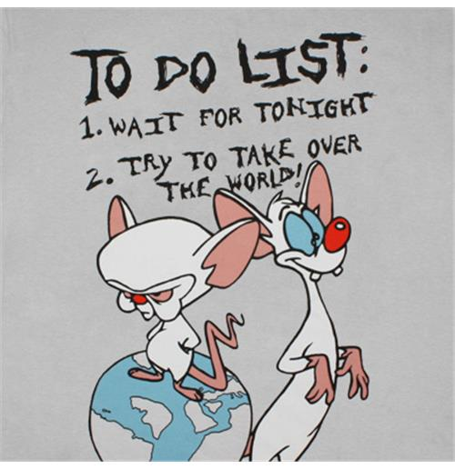 [Jeu] Association d'images - Page 18 T-shirts-Pinky-and-the-Brain-ANIMANIACS-Pinky-and-Brain-To-Do-List-T-Shirt-l