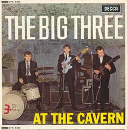 Les influences de Rory A_Big_Three_at_The_Cavern_front_1