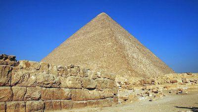 Intrigue #25 - Les 7 merveilles du monde Pyramide-de-Kheops-V