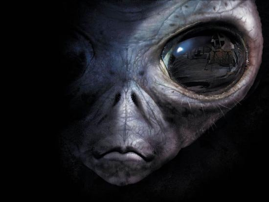 Invisible Aliens – Extraterrestrial Life May Be Beyond Human Understanding  Alien